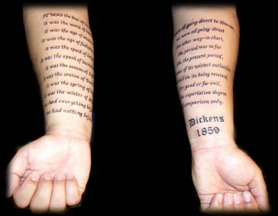 text tattoo arm tattoo art and design